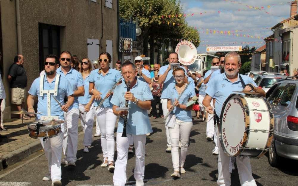 Union musicale de saint justin