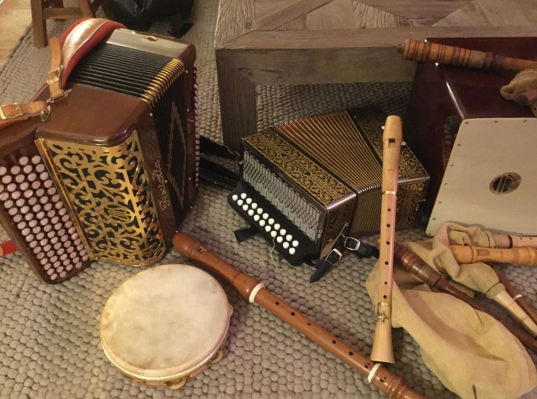 instruments trad a l'ail